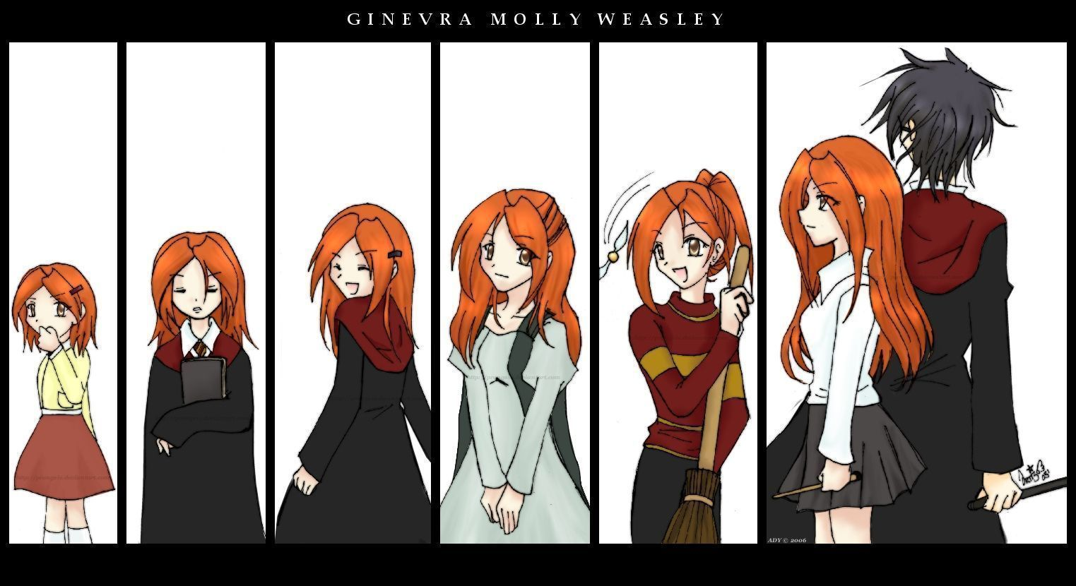 17 Best Ideas About Ginny Harry Potter On Pinterest – Desenhos Para